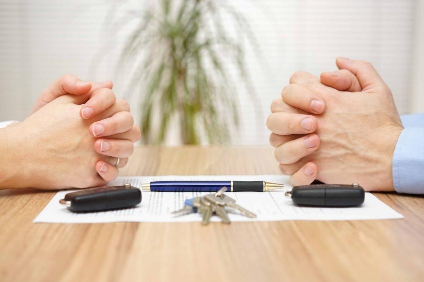 все о разделе имущества при разводе