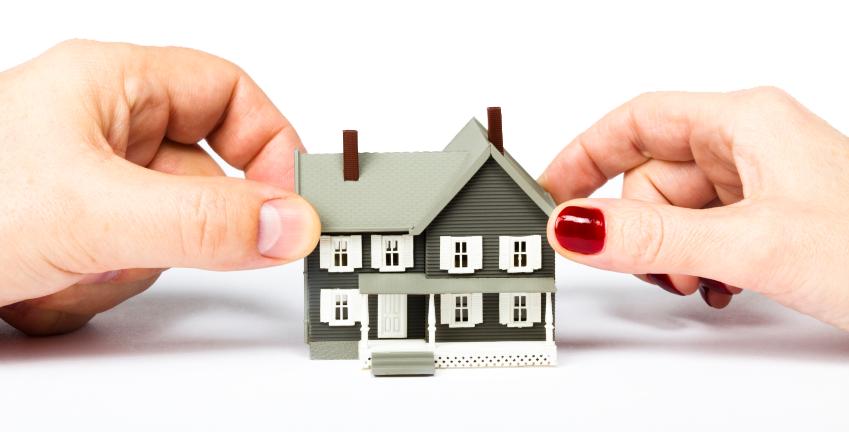куда обращатьс¤ по разделу имущества после развода